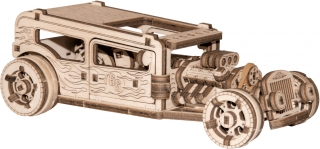 Wooden City auto Hot Rod